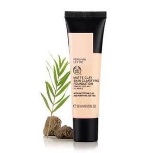 2/$15 💕 The Body Shop Matte Clay Foundation